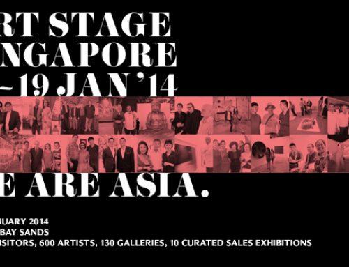 Art Singapore 2014